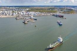 Port of Gothenburg Expands Shore Power Offering