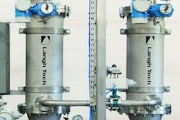 Langh Tech Develops Water Treatment System for EGR Systems