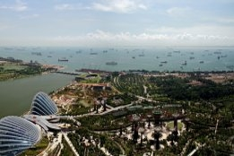 """EGCS Advocates Express Surprise, Disappointment at Singapore's """"Radical"""" Open-Loop Scrubber Ban"""