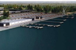 LNG-Gorskaya Receives Approval for LNG Bunkering Facility at St. Petersburg