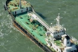 Bunkering Tanker Hijacked Off Somalia: Officials