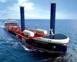 Stena Bulk Announces New Low-Emission Tanker Design