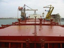 Chinese Shipping Company Goes Bankrupt