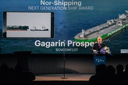 LNG Bunkers Get Nod from Nor-Shipping as Future Bunker Fuel