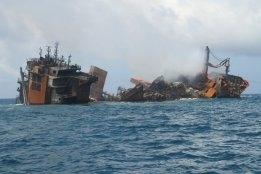 X-Press Pearl: Bunker Spill Fears Recede
