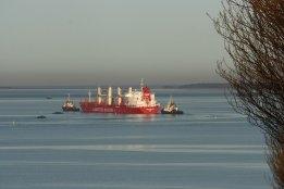 Cargill Planning 15% Cut From Fleet's Greenhouse Gas Output