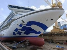 Silverstream Wins Second Carnival Corp Order for Fuel-Saving Air Lubrication System