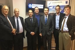 Verifavia and INSB Partner on MRV Services
