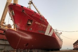 Recent Retrofit Suggests Big CO2 Emissions Reductions Possible for Existing Tonnage