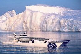 Vessel Aiming Zero Emissions Round the World Voyage is Launched