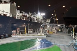 Titan LNG Expands LNG Bunkering Ops to Ghent