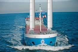 "First Customer Signs Up for EU-Backed ""Ventifoils"" Wind Propulsion System"