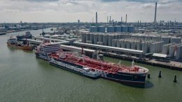 ExxonMobil to Start Selling Biofuel Bunkers at Rotterdam Later this Year