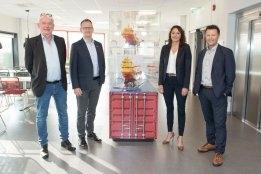 Wärtsilä to Convert Offshore Supply Vessel to Ammonia Combustion