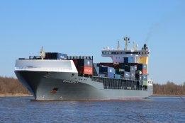 Chinese Port Targets Vessels' Black Smoke