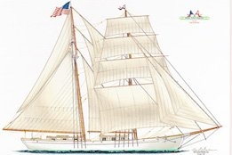 Corvus Energy and BAE Systems to Provide Propulsion and ESS to Hybrid Tall Ship