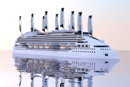 """Propulsion Features of """"Future-Ready"""" Ecoship to Be Presented at Natural Propulsion Seminar"""