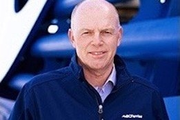 BC Ferries' Head Named New Interferry CEO