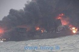 X-Press Feeders Pays Sri Lanka Compensation Over Boxship Sinking