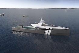 Rolls-Royce Unveils Autonomous Naval Vessel Featuring Electric Propulsion