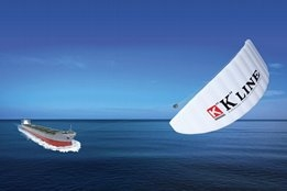 """K"" Line Mulls Kite Sails for 50 Vessels"