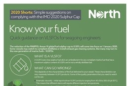 IMO2020: Significant Uncertainties Remains Over Enforcement and Fuel Composition, Says North