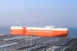 WWL Fleet Receives Class Approval for EU MRV Plans