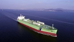 World's First LPG-Fuelled VLGC Completes Sea Trials