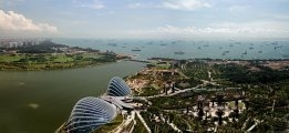 Singapore: Cargo Throughput up in February