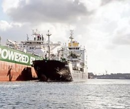 Shell Seeks to Double LNG Bunker Barge Fleet by 2025