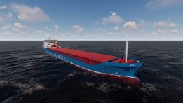 Corvus Energy to Supply Battery System for Coastal Cargo Carrier