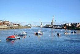 Three Vessels Arrested in UK in July