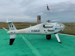 France Deploys Sniffer Drone for Sulfur Testing at Calais