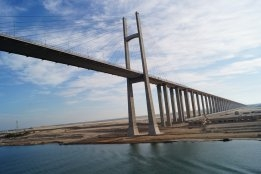 Container Ship Ever Given Remains Stuck in Suez Canal