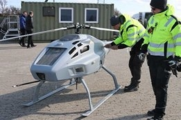 Denmark to Deploy New Sulfur-Sniffer Drone