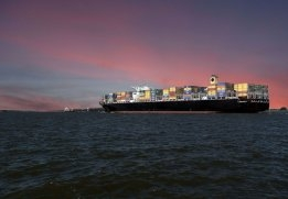 Ultra Large Boxships Get Scrubbers