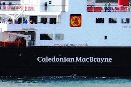 CalMac's LNG-Fuelled Newbuild Launched in Scotland