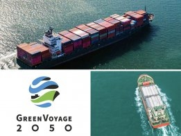 IMO's Green Voyage 2050 Project Gets Cash Boost