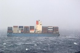 Update: MOL Comfort Still Afloat After Breaking in Two