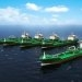 Thun Tankers Exercise Option for Fifth Bunker-Saving Newbuild