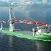 "Wärtsilä to Provide Propulsion for ""World's First"" LNG-Fuelled Offshore Construction Vessel"