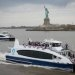 "Newly Christened Ferry Hailed Among the ""Cleanest Operating in American Waters"""