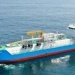 Singapore's First LNG Bunker Barge Starts Commercial Operations