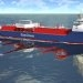 Ocean Yield Takes Delivery of Second LEG Carrier Featuring Multi-Fuel Capable Propulsion