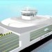 KONGSBERG Seals New Partnership to Develop Zero-Emission, Full-Electric Ferry Concepts