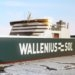 World's First LNG-Powered Mega RoRo Vessels Unveiled