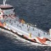 Japan's Asahi Tanker to Order Battery-Powered Bunker Barges