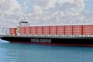 Keppel Highlights Bunker Saving Features of LNG-Powered Newbuild Boxships