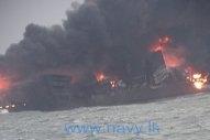 Fire-Stricken Container Ship Off Sri Lanka Begins to Sink