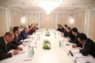 Meeting Sees Gazprom and Mitsui Mull Further Steps for Strategic Cooperation